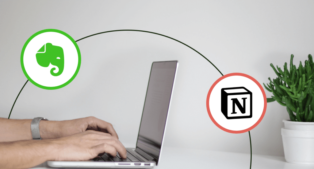 A hands-on experience using Evernote and Notion
